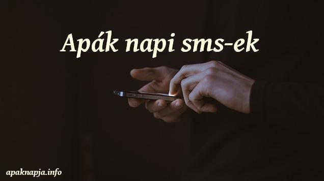apák napi sms