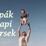 Legszebb apák napi versek