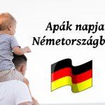 Apák napja Németországban
